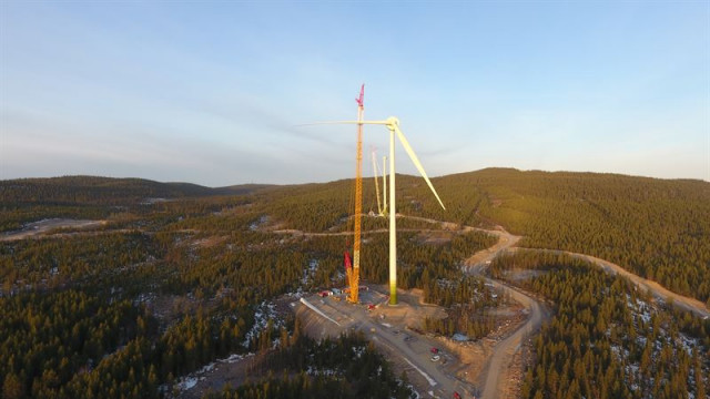 Vattenfall sign agreement for balancing services and market access for 'Markbygden Phase II North' wind farm.
